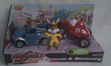 Adorable Roary the Racing Car 'Rescue & Recovery' Boxset